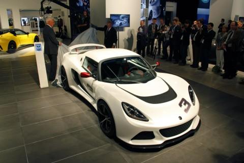 Премьера Lotus Exige S самый быстры дорожный автомобиль ЛОТУС